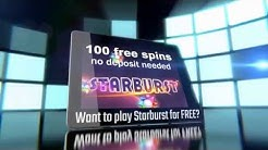 100 Free Spins On Starburst No Deposit: Easy instructions!