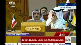 بالفيديو.. العربي: تحديث ميثاق جامعة الدول العربية ضرورة لمواجهة التحديات