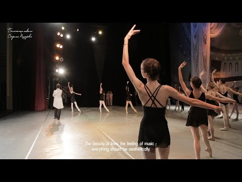 Vadim Pisarev Ballet School (2018 / ENERGY PRODUCTION 🎬)