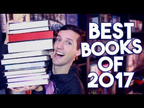 BEST BOOKS OF 2017!