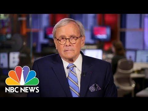 Tom Brokaw On Taking A Stand Against Hate | Megyn Kelly | NBC News