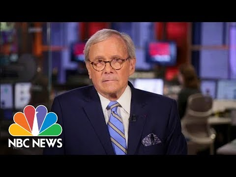Thumbnail: Tom Brokaw On Taking A Stand Against Hate | Megyn Kelly | NBC News