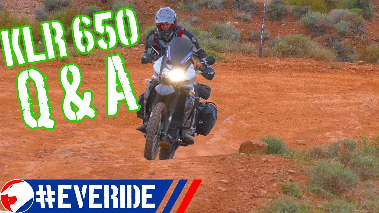 hight resolution of kawasaki klr 650 common questions answers everide