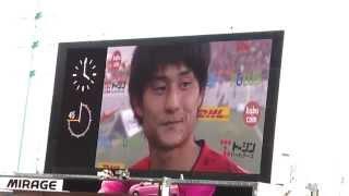 2014年5月17日 埼玉スタジアム2002.