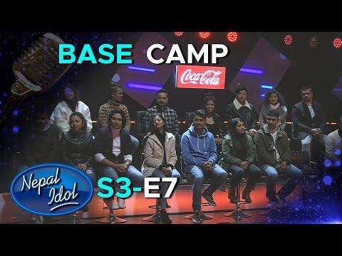 NEPAL IDOL SEASON 3 | BASE CAMP | THEATER ROUND 1 | EPISODE 7 | AP1HD
