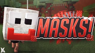 BUILD YOUR OWN HEAD/MASK!!! - Build a Boat For Treasure ROBLOX