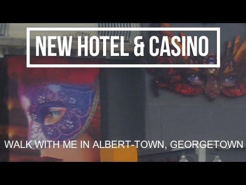 Walk With Me On Albert Street In Albert Town Georgetown Youtube