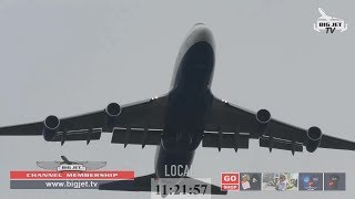 Planespotting from London Heathrow Airport  - The Midweek Show 23/10