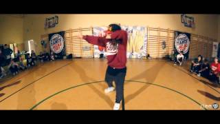 Rie Hata -  Busta Rhymes - Light Your Ass On Fire - SDA Winter Camp 2013