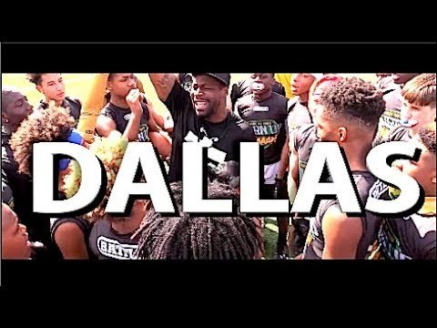 🔥🔥 Under The Radar Straight Baller Youth Camp | Dallas (TX) 50+ of the areas TOP BALLERS | 2018