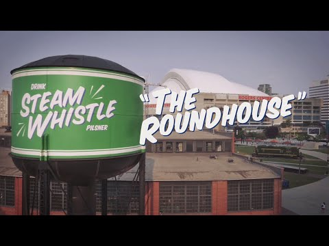 The Roundhouse: Visit The Home of Steam Whistle Brewing