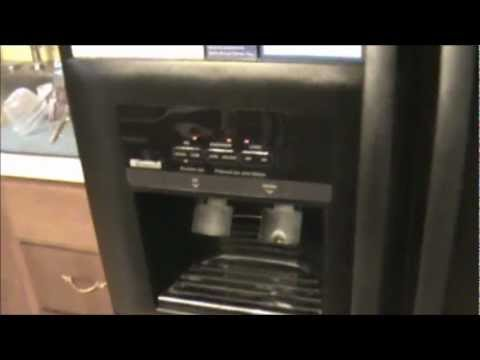 Kenmore Ice Maker Frozen Up And Not Working Like It Should