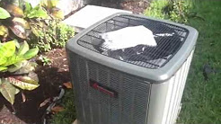 HVAC Florida Building Codes- A/C Clearance Requirement