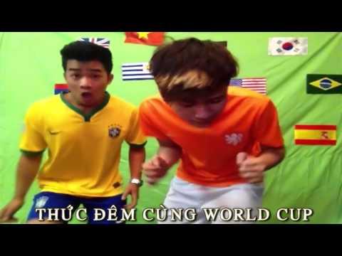 Nhạc chế Em của mùa World Cup