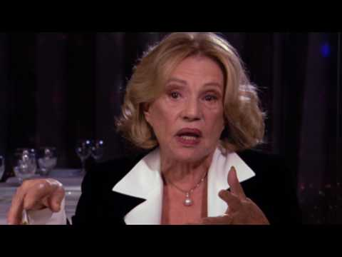 Jeanne Moreau on the Representation of Women OnScreen