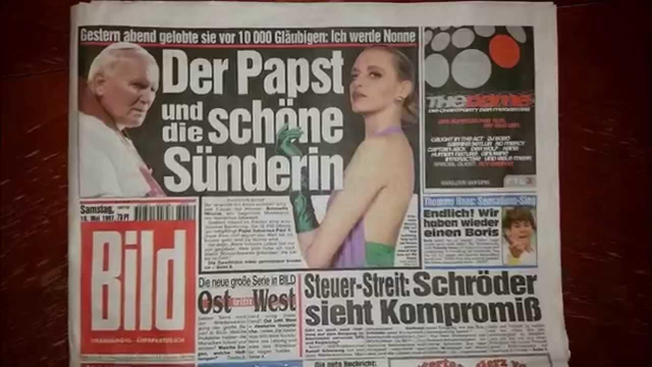 Bild Zeitung Gestern