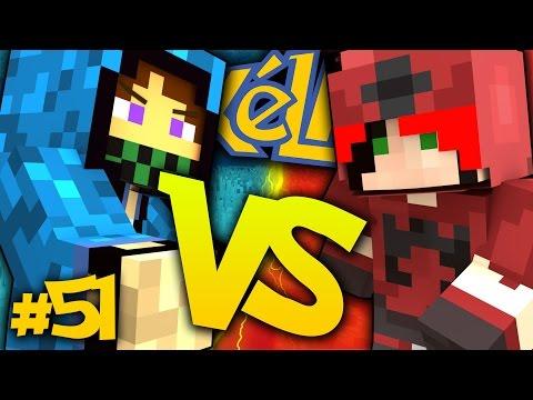 MARCY VS ERENBLAZE.. SFIDA ASSURDA! 1/2 - Minecraft PIXELMON ITA EP.51