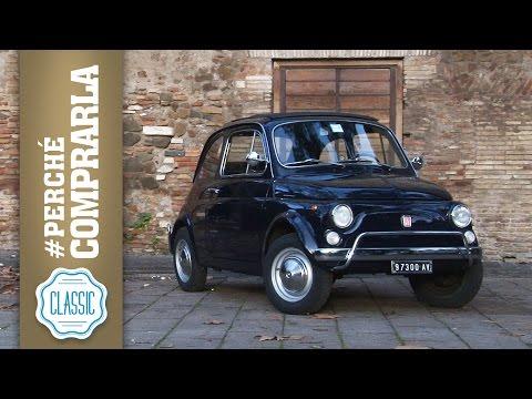 Fiat Nuova 500 (Lusso) | Perché comprarla... CLASSIC