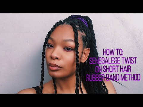 how-to:-senegalese-twists-on-short-hair.-rubber-band-method