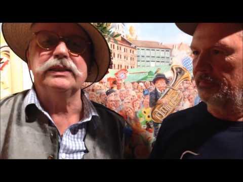 Interview mit Wolfgang Prinz im Biermuseum