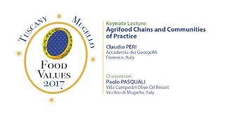 Agrifood Chains and Communities of Practice