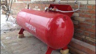 Минигазгольдер для отопления на сжиженном газе(, 2017-10-17T21:20:47.000Z)