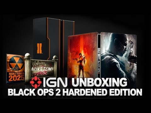 Playstation 3 Hardened Edition Call of Duty Black Ops II