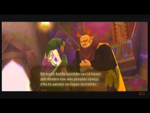 Zelda Skyward Sword - Español - Mursego y las Gemas de Gratitud, ¿Qué ocurre después?