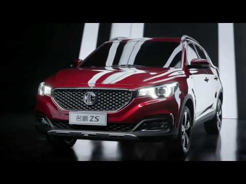 MG ZS Launch Video