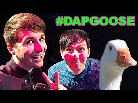 #DAPGOOSE - The Dan and Phil Go Outside On Stage Event