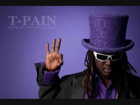Ringleader Man T Pain with Lyrics
