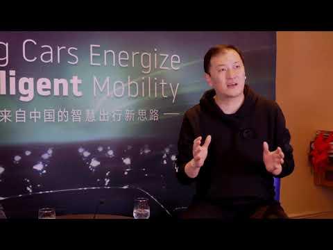 Feng Yan @ WM Motor - Robin.ly Entrepreneurship Talk