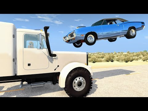 Best Crashes Of 2018 #2 - BeamNG Drive | CrashBoomPunk