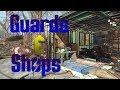 Guards & Shops - Fallout 4 Taffington Boathouse Minutemen Settlement