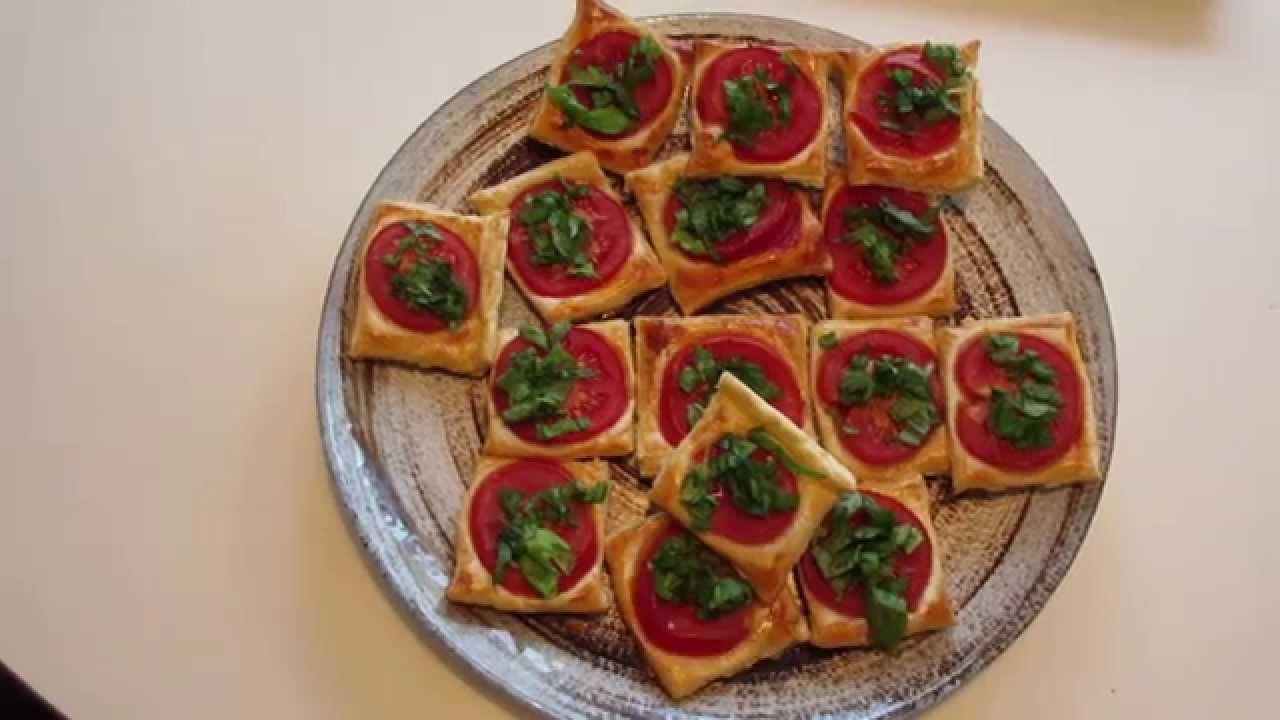 easy snack recipe schnelles einfaches rezept tomatenschiffchen
