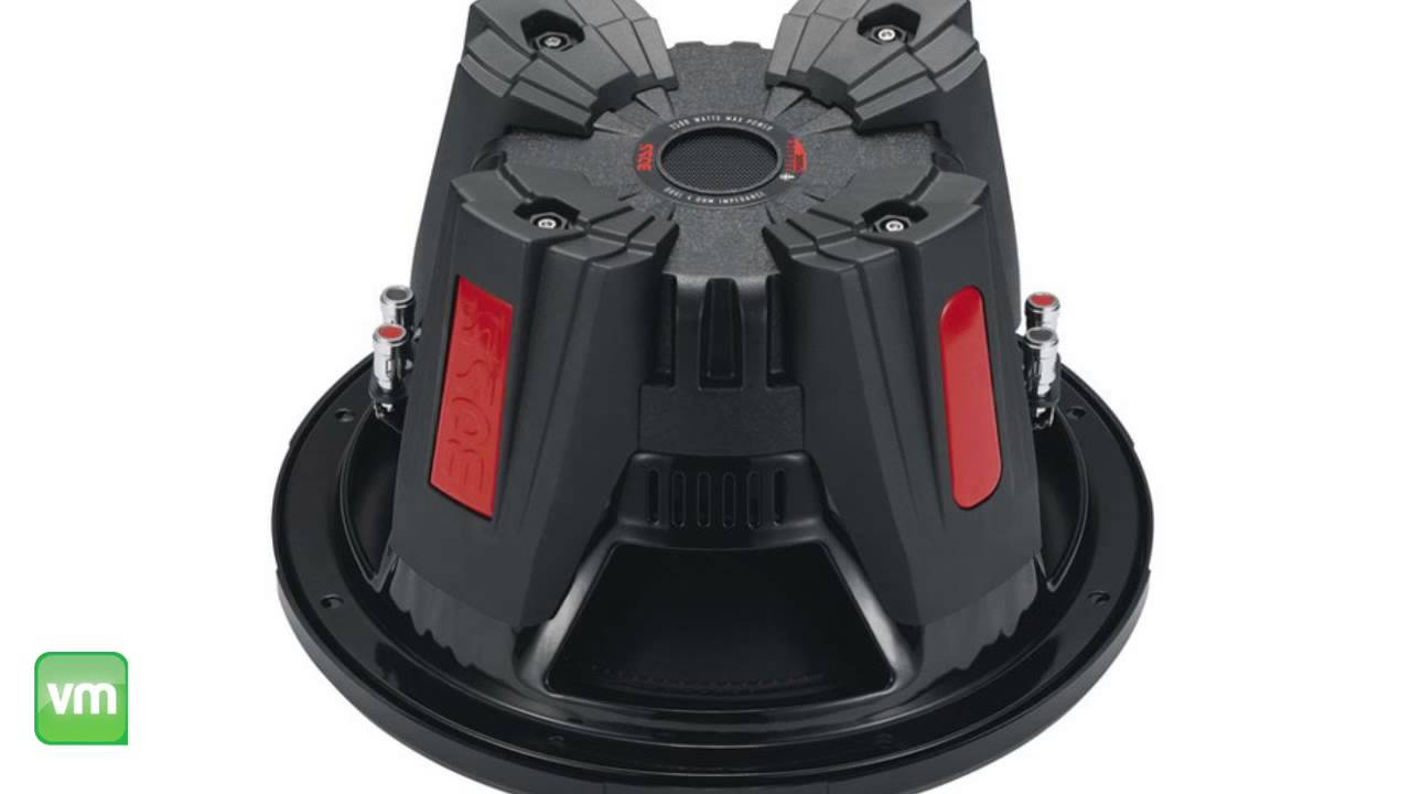 15 Inch 2500w Subwoofer Boss P156dvc Youtube Dual Voice Coil Wiring 2 Ohm Coils