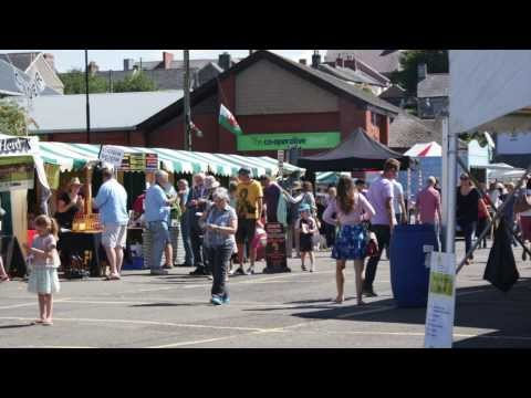 Cardigan River and Food Festival Interviews 2013