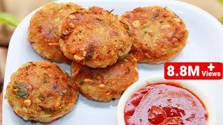 पोहा का सबसे आसान और टेस्टी नाश्ता सिर्फ 2 चीजो से बनाये | Poha Aloo Snacks Recipe/Easy Nasta Recipe