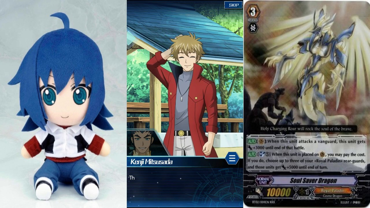 Cardfight!! Vanguard ZERO English Grade 26 Chapter 9 Ride 41 Results After the Training Camp
