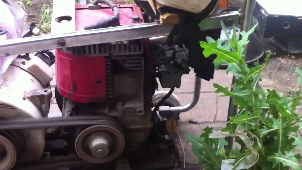 Honda G65 E2500 Generator