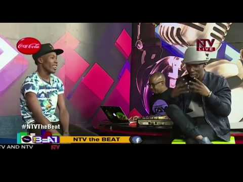 UGANDA'S FASTEST RAPPER DA AGENT LIVE ON NTV DA BEAT
