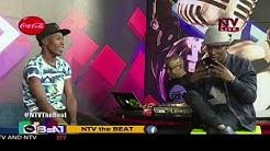 UGANDA'S FASTEST RAPPER DA AGENT LIVE ON NTV DA BEAT