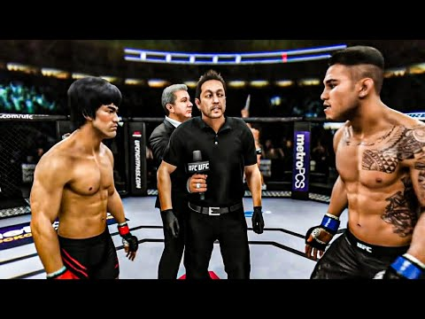 bruce-lee-vs.-brad-tavares-(ea-sports-ufc-3)---k1-rules