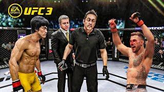 Bruce Lee vs. Brad Tavares (EA Sports UFC 3) - K1 Rules