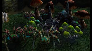Warcraft 3: Nature's Call - The Spiderqueen 02 - The First Base