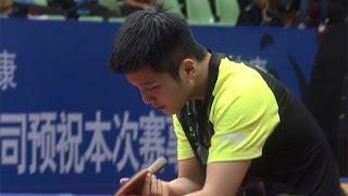 【中国OP2016】男子シングルス決勝 樊振東(中国)vs馬龍(中国)