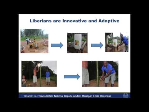 Strengthening health systems – lessons learned from the Ebola response by David Peters