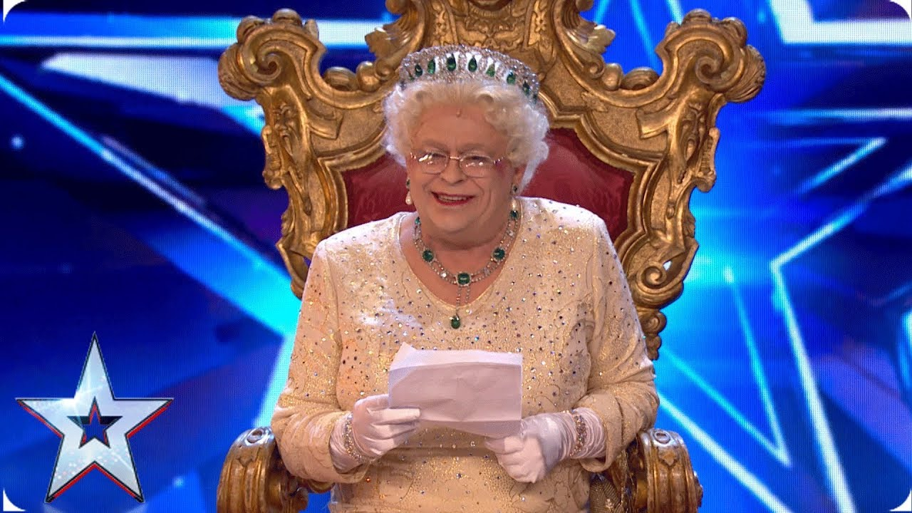 Britain's Got Talent shock as 'The Queen' auditions and