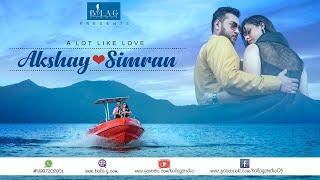 AKSHAY & SIMRAN | BALA G STUDIO RISHIKESH | MASHUP PRE WEDDING SONG | BEHIND THE SCENE |
