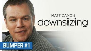 DOWNSIZING - Bumper #1 Nervous (VOST) [au cinéma le 10 janvier 2018]